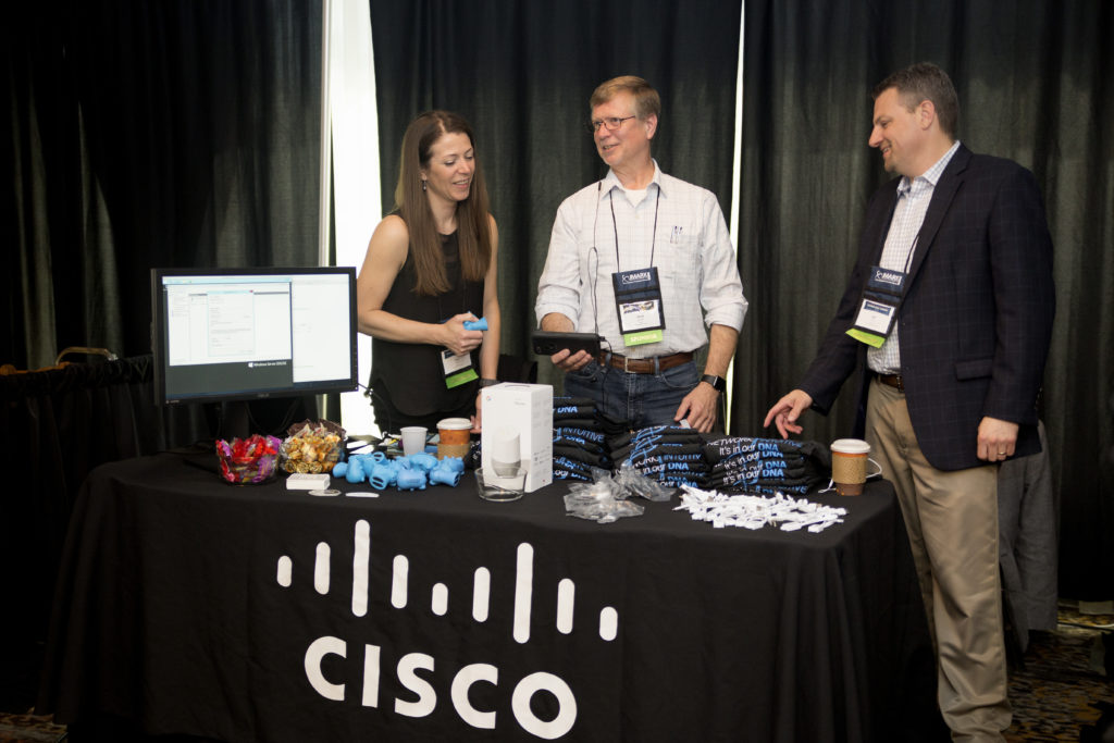 Cisco Partner Table